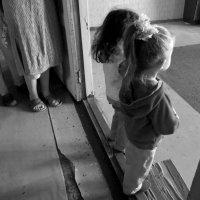 Украденное детство. Беженцы. В ожиданни Деда Мороза :: Ирина Хан