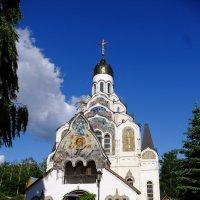 Церковь в Клязьме :: Сергей Ткаченко