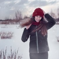 Ветер с поля дул :: Татьяна Скородумова