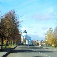 дорога к храму :: Maryana Petrova