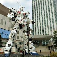 "Робот ""Gundam"" остров Одайба Токио :: Swetlana V"