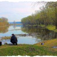 Про рыбалку. :: Валентина ツ ღ✿ღ