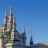 Церковь Спаса Нерукотворного Образа :: Дмитрий Сиялов