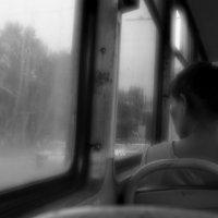 Сквозь город :: Артур Миханев