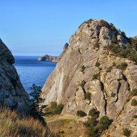Вид с Генуэзской крепости :: Marina Timoveewa