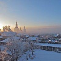 морозное утро :: НАТАЛЬЯ