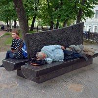 По городу... :: Михаил Андреев