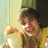 My cat Musiya :: Яна Козырь (Сухая)