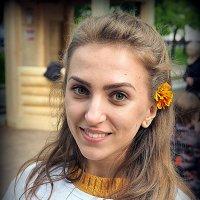 ах, какая девушка или незнакомка :: Олег Лукьянов
