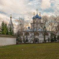 храм Казанской иконы божьей матери :: cfysx