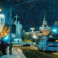 Высветлен нам путь и посеребрён :: Ирина Данилова