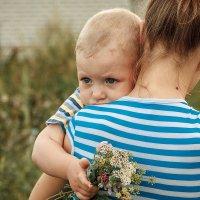 Мама всегда рядом... :: Елена Князева