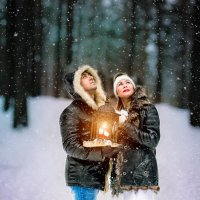 Зимний лес :: Наталья Батракова