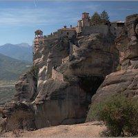 Монастырь Варлаама. Метеоры, Греция :: Lmark