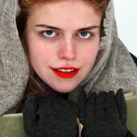 портрет5 :: Kira Mavlevich