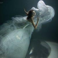 """Фотопроект """"Подводная невеста"""" :: Мария Ларсен"""