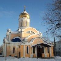 Церковь Живоносный источник :: марина ковшова