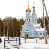Крещенье,Храм :: Наталья Золотых-Сибирская
