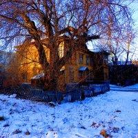 старый домик :: Наталья Сазонова