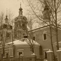 Церковь 40 святых мучеников :: Дмитрий Никитин