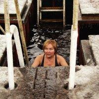 Крещенские купания :: Aнна Зарубина