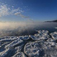 Зимние берега Байкала :: Владимир Гришин