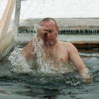 Крещение. Температура-21 :: Виктор Колмогоров