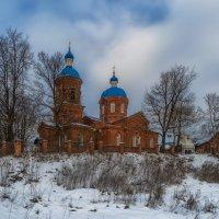 Зима :: Владимир Колесников