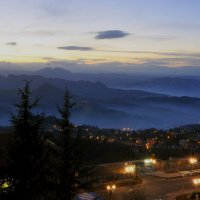вечер в Сан-Марино :: vg154