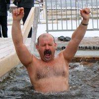 Крещение :: Виктор Колмогоров