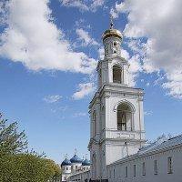 Свято-Юрьев монастырь :: Nikolay Monahov