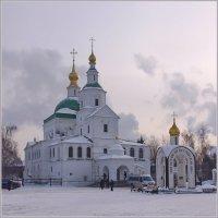 Данилов монастырь. Семивселенский собор. :: Николай Панов