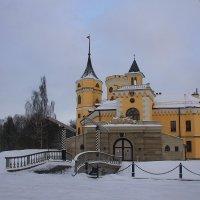 И зимний день – как белый странник, и мы потерянные в нем..... :: Tatiana Markova