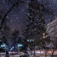Крещенский снег-1 :: Сергей Шруба