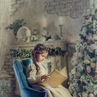 рождество :: Евгения Комарова