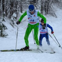 Крещенский лыжный марафон 2018-4 :: Андрей Бондаренко