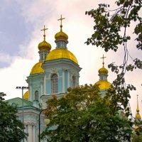 Николо-Богоявленский морской собор :: Сергей Карачин
