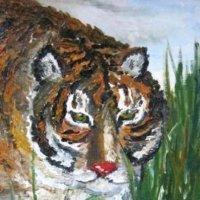 Тигр :: Дмитрий Никитин