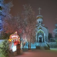 храм Святителя Луки(Сургут) :: Олег Петрушов