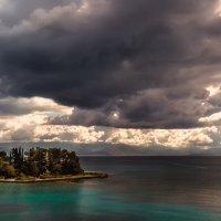 Мышиный остров(Понтикониси),Корфу,Греция. :: Александр Вивчарик