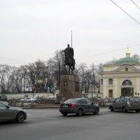 Площадь Александра Невского в Санкт-Петербурге :: Ирина ***