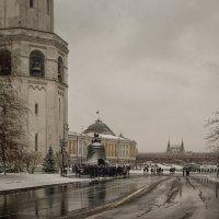 вид на большой кремлёвский дворец :: cfysx