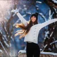 Зима тоже бывает тёплой :)☀❄ :: Алексей Латыш