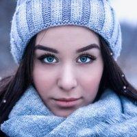 Снегурочка... :: Anna Klaos