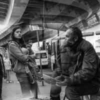 Шум большого города.. :: Вадим Sidorov-Kassil
