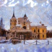 Где-то он есть этот замок из сказки............. :: Tatiana Markova
