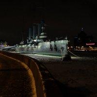 На зимовке...боевая единица флота :: tipchik