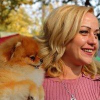 Две красотки :: Светлана