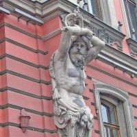 Дворец Белосельских-Белозерских (фрагмент) :: alemigun