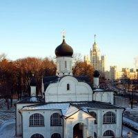 Церковь Зачатия Святой Анны. :: Владимир однакО...
